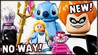 No Way! Not AGAIN! LEGO Disney - Minifigures Blind BagS