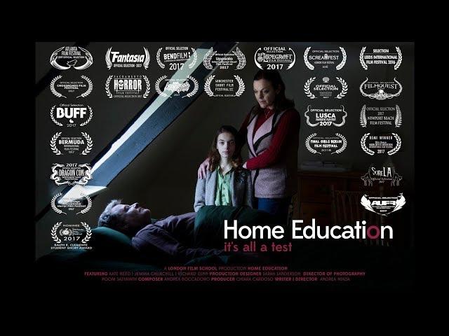 Home Education | Short Horror Film | Screamfest