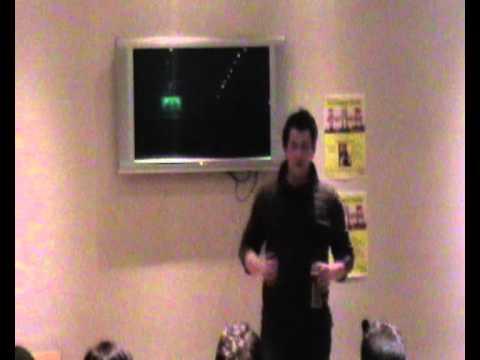 €2 Comedy at the Pav (17-2-10) Part 2: Vinnie Kelly and Aaron Heffernan