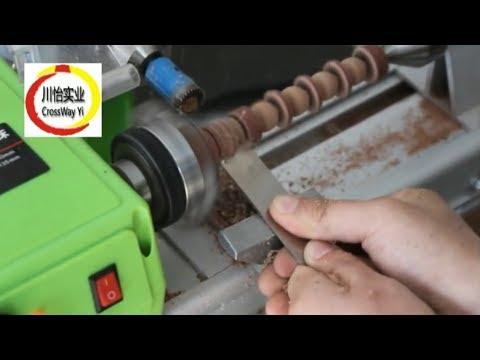 Cnc Wood Lathe machine - Diy Lathe Wood Beads And Gift Models