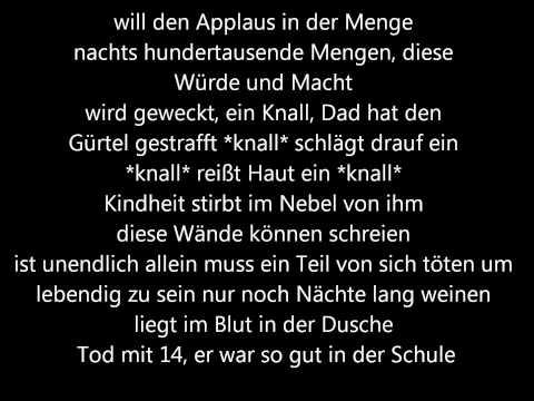 Клип Casper - Rasierklingenliebe