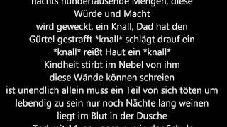 Casper - Rasierklingenliebe - lyrics