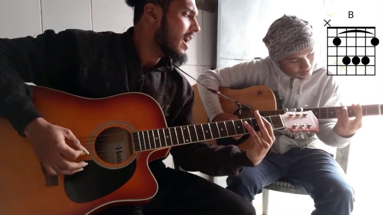 Surili Akhiyon Wale Guitar Lesson Chords Strumming Fingerstyle