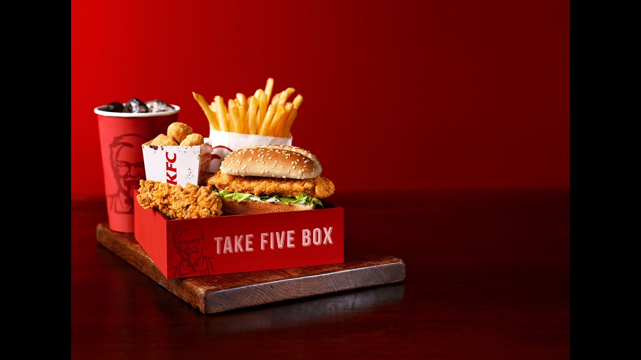 & KFC - Take 5 for £3 - YouTube Aboutintivar.Com