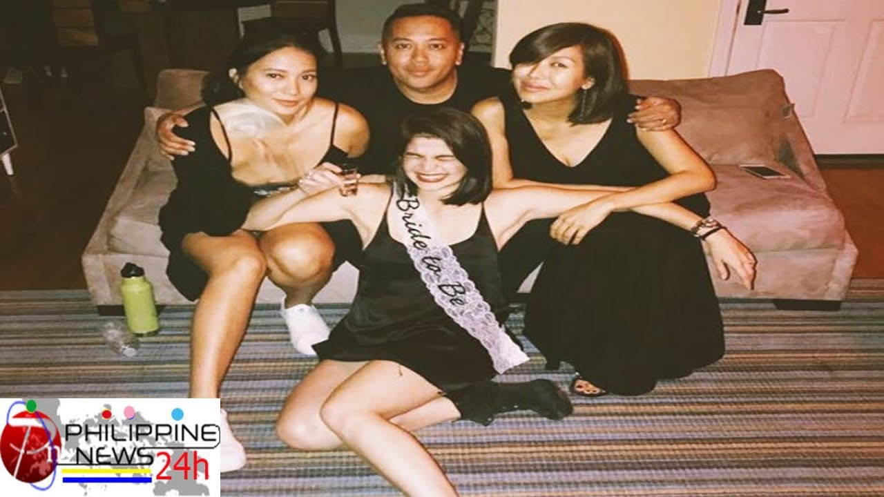 anne curtis holds bachelorette party in la youtube