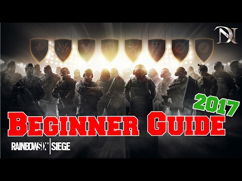 Rainbow Six Siege Year 2 Beginner Guide -2017- & Which DLC Operator to buy first!