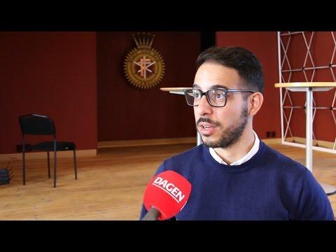 Robert Hannah riktar skarp kritik mot Svenska kyrkan