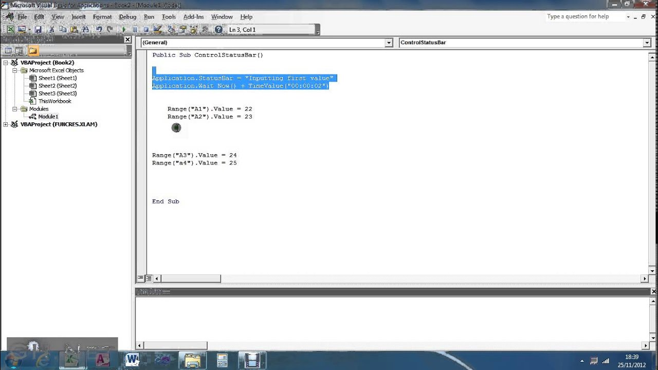 Vba Excel 003