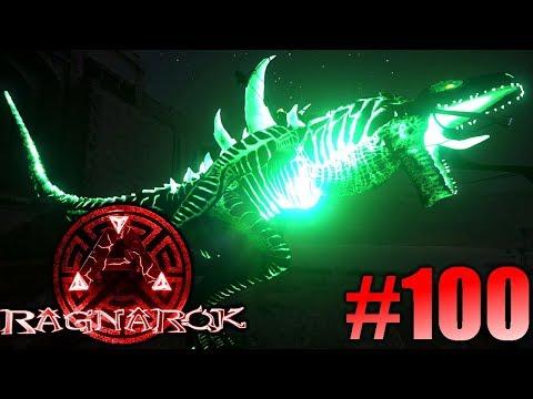 ARK: Ragnarok #100 - Den Kaiju Godzilla zähmen! | LP Ark Deutsch