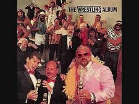 The Wrestling Album - Captain Lou's History of Music