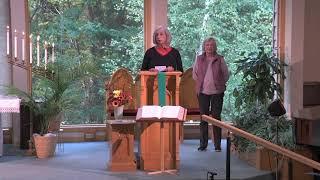 "9-26-21 Worship Service ""Shaping Your Spiritual Brain"""