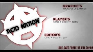 Acid Nation Recrutement challenge. PS3