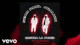 Sean Paul J. Balvin Contra La Pared The FaNaTiX Remix Visualiser.mp3