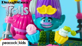 Cupcakes in the Clouds?! | TROLLS WORLD TOUR