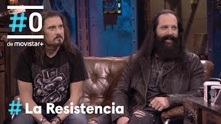 LA RESISTENCIA - Entrevista a Dream Theater   #LaResistencia 05.12.2018