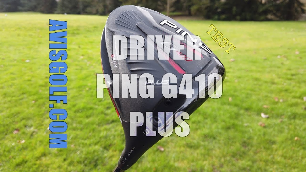 Download Le Driver PING G410 by Avisgolf