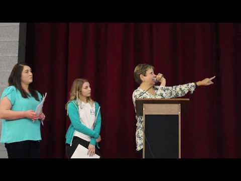 Teen Dating Violence Awareness Hosted By Danielle Larson Of Payette High School