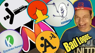 Bad Logos | Bajarbattu | Bad Logo Like Myntra | Worst Logo |