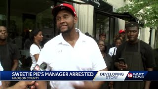 Sweetie Pie's manager charged with conspiracy of murder-for-hire
