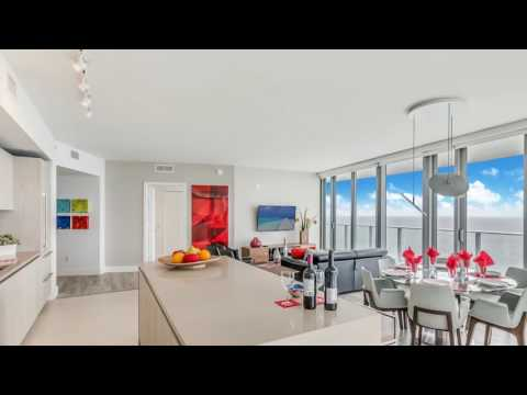Virtual Tour Video - 111 S Surf Road #2601, Hallandale Beach, FL 33009