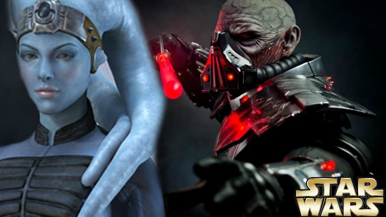 why darth malgus killed his wife � star wars explained