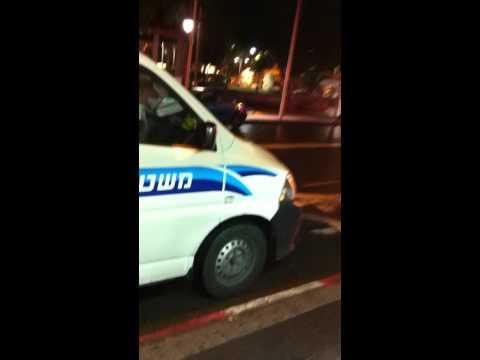 מושיקו אבוקסיס ----- נגד משטרת ישראל !!