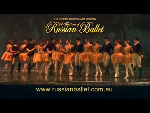 Festival Of Russian Ballet 2017 promo