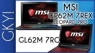mSI GL62M 7RC & GP62M 7REX Leopard Pro - Gusto Ko Yan!