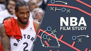 Kawhi takes advantage of Giannis fouling out in 2OT win | SportsCenter