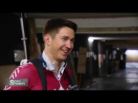 Andrejs Rastorgujevs nopietni - nenopietni par biatlonu