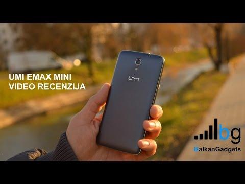 UMI eMax Mini Video Recenzija - BalkanGadgets (UMI eMax Mini Review - English Subtitles)