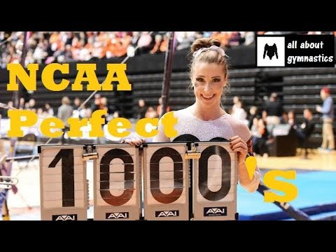 NCAA Perfect 10s Compilation - Vault