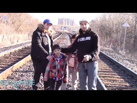 Social experiment: Children littering in public