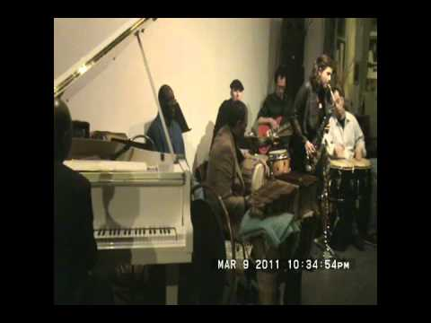 Download The Black Butterflies Perform Wind Chimes 03-09-11.wmv