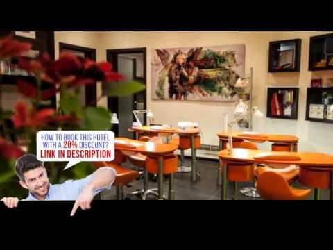 La Bohème Hotel, Tirana, Albania, HD Review