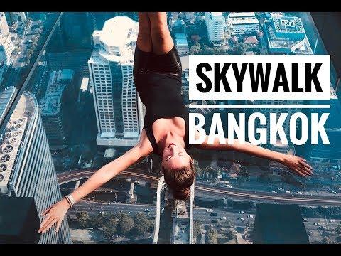 Дневник стюардессы. Прогулка по небу. SkyWalk. Bangkok.