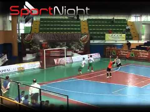 Sport Night – 18a Puntata – CALCIO A 5 – Serie C1 Gir.E