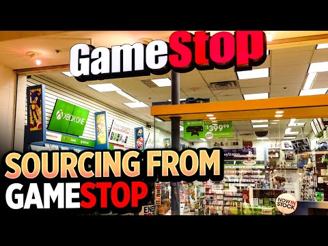 How To Source Profitable Games From Gamestop To Sell On Amazon