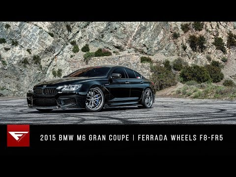 2015 BMW M6 | Take Over the Mountains | Ferrada Wheels F8-FR5