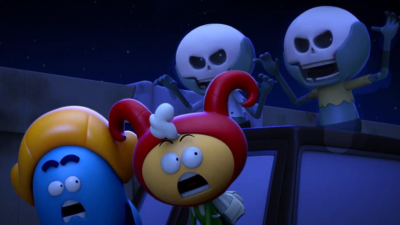 Ataque zombi | Dibujos animados | AstroLoLogy | Videos preescolares | Programas divertidos