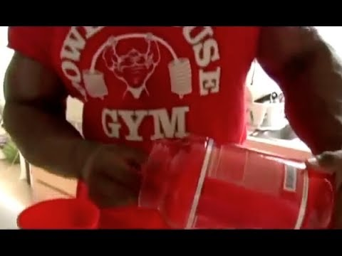 How Much Protein Sc Ronnie Coleman Takes