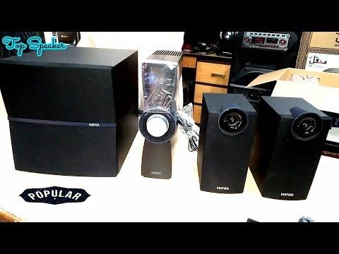 Edifier 2.1 C2V Top Sound Multimedia World Best Sound System
