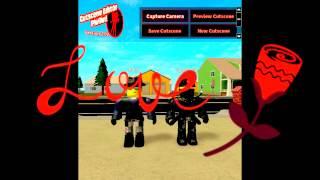 Ed sheeran Shape of you (Roblox Slideshow)