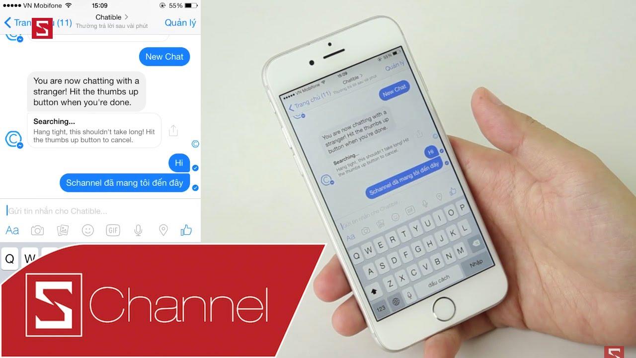 Schannel – Chatible: Tính năng mới