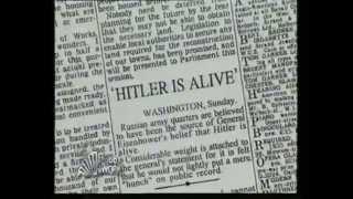 Documentario Seconda guerra mondiale. Ultimi giorni di Hitler.
