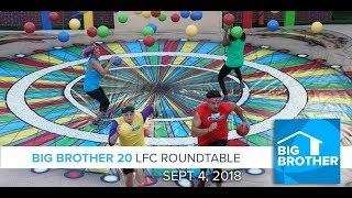 BB20 LFC Roundtable | September 4, 2018