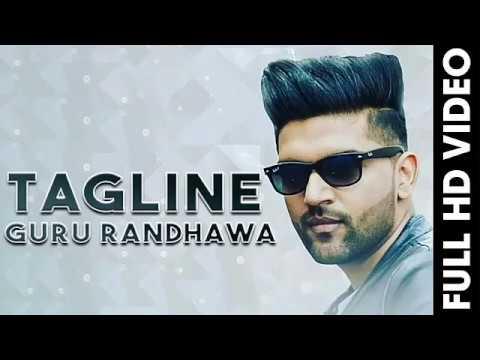 Download Tagline (FULL SONG) Guru Randhawa    Deep Jandu    New Punjabi Songs 2017_HD