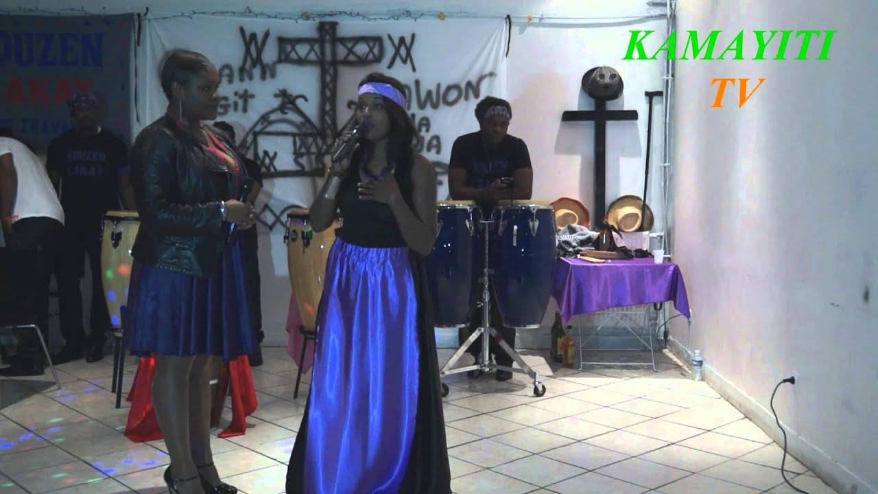 Kouzen Lakay  et la communauté Haïtienne à Paris fêtent les guédés