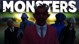 Monsters Come Back !! Halloween - COURT METRAGE