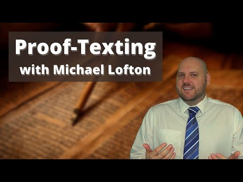 A Word of Caution on Proof-Texting Church Fathers with Michael Lofton